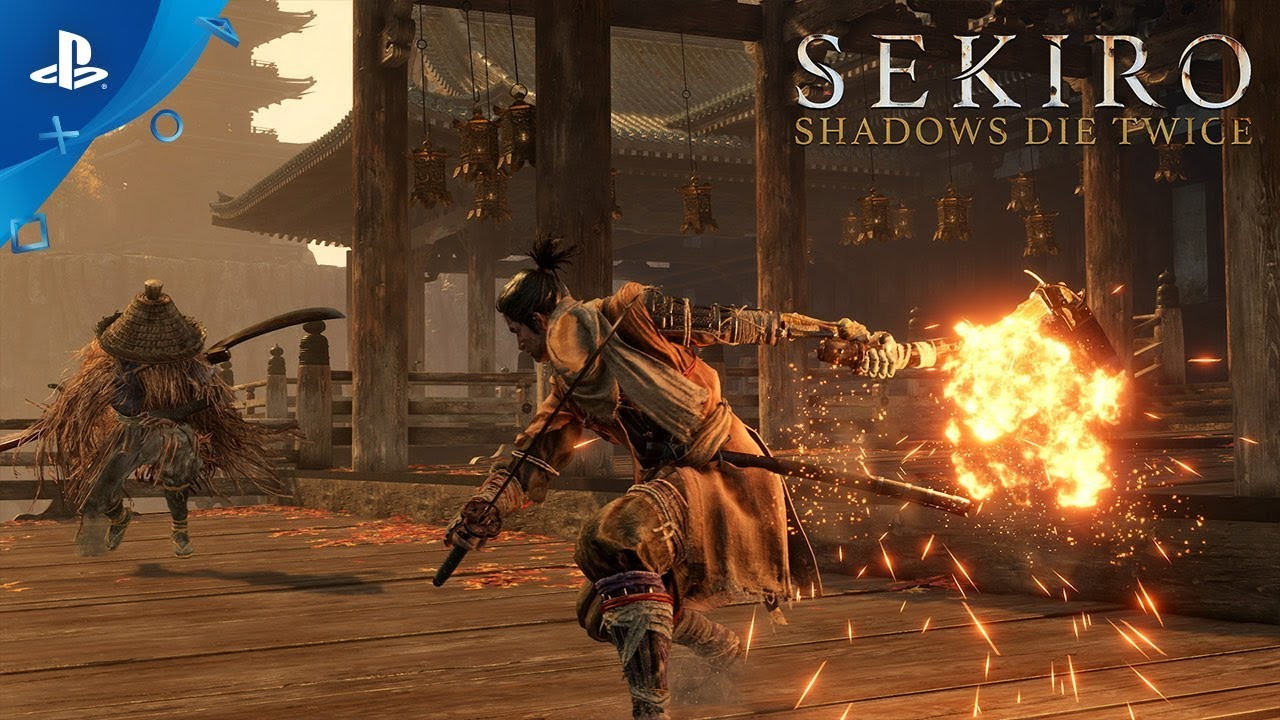Sekiro: Shadows Die Twice - Reveal Trailer