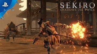 Sekiro: Shadows Die Twice - Accolades Trailer | PS4