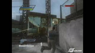 Dead to Rights II PlayStation 2 Gameplay - Box Fun