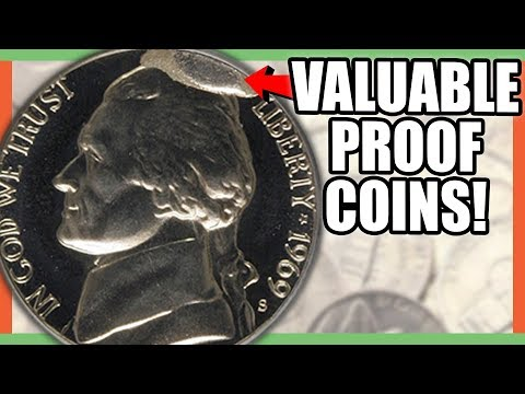 10 PROOF COIN ERRORS TO LOOK FOR - RARE COINS WORTH BIG MONEY!