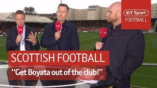 """""""Get Boyata out of the club!"""" - Sutton, Hartson, & Craigan on Celtic"""