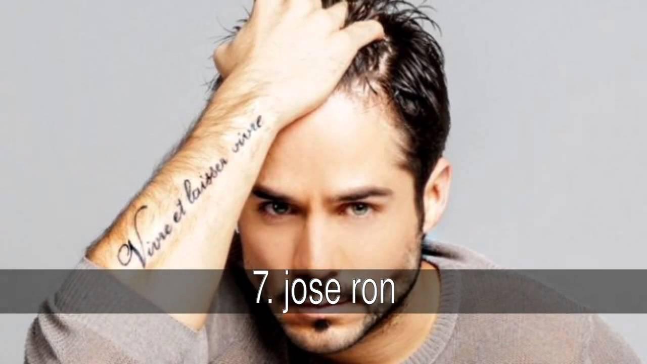 Latinos guapos