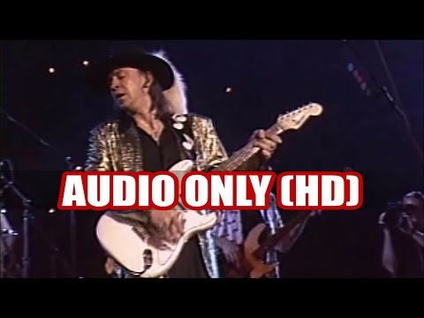 SRV Life Without You Live 1986 (HD Audio)