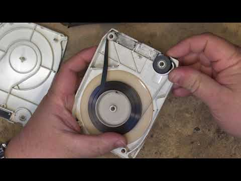 8 Track Tape Player repair