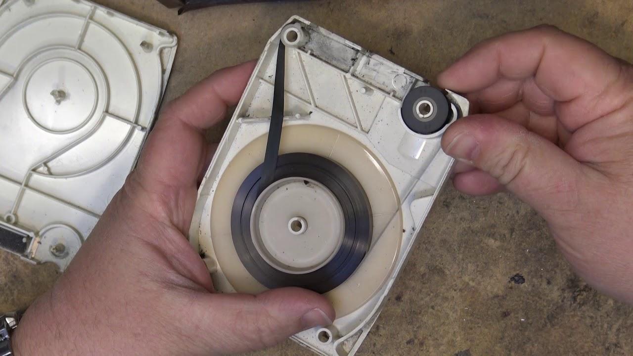 8 Track Tape Player Repair
