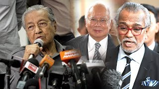 Dr M comments on Shafee Abdullah's RM9.5mil fee