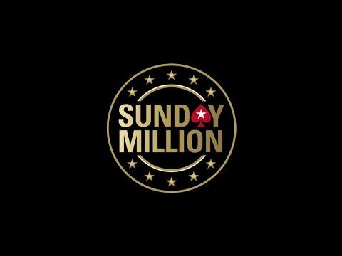 $215 Sunday Million 26 February 2017: Final Table Replay - PokerStars