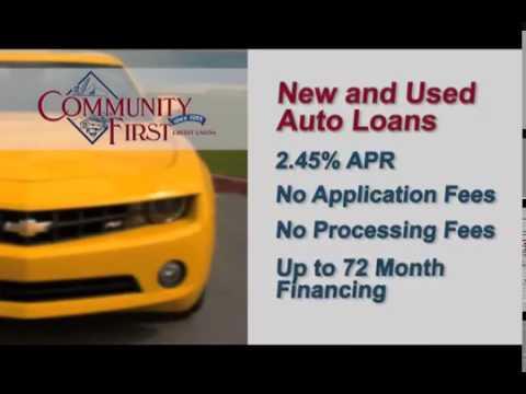 CFCU Auto Loans