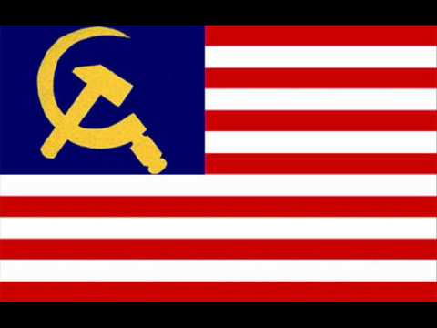 Communist Party USA (Soviet Anthem In English)