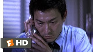 Infernal Affairs (6/9) Movie CLIP - Phone Call from a Dead Man (2002) HD