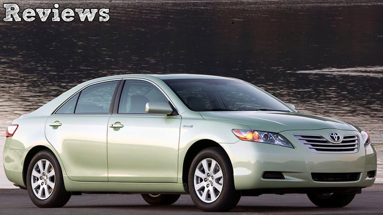 Reviews Toyota Camry Hybrid 2008