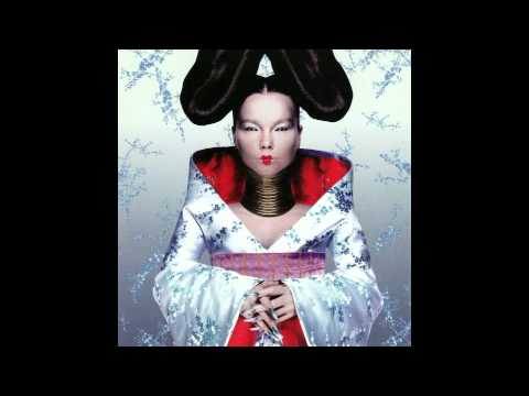 Bjork  Hunter  Homogenic