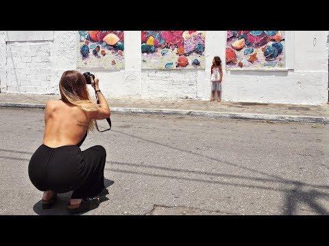 SAMOS KARLOVASI STREET FESTIVAL ART ROADMAP YouTube