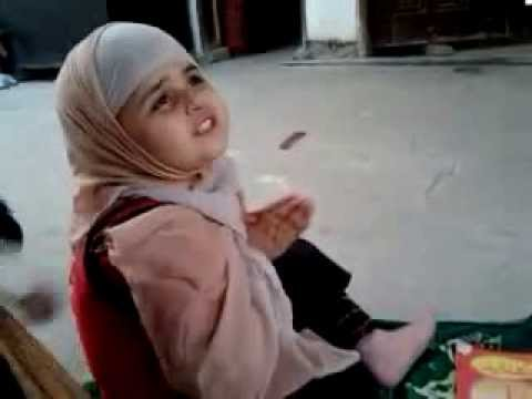 Cutie Girl Praying To Youtube