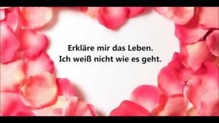 Phillip Poisel   Erkläre mir die liebe (Lyrics)