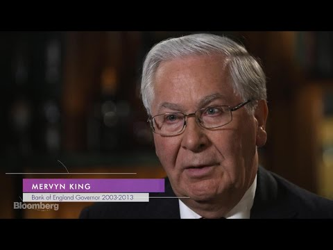 Leaders with Lacqua: Mervyn King