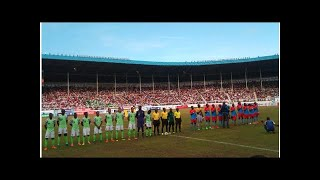 Nwankwo, Lokosa Shine As DR Congo Hold Super Eagles In PH