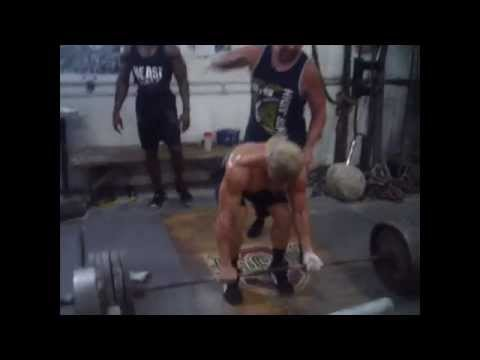 Brian Dobson Dead Lift Dogs Part 1
