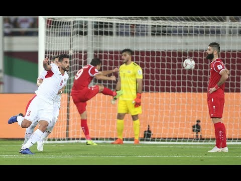 Highlights: Jordan 2-0 Syria (AFC Asian Cup UAE 2019: Group Stage)
