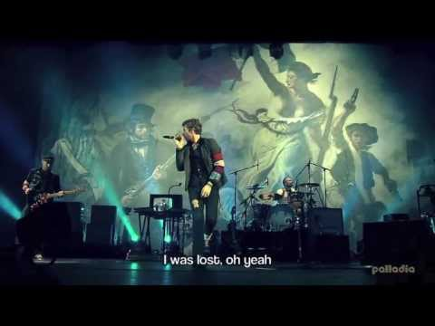 Coldplay - In my place (Live at Tokio 2009) with lyrics [HD]