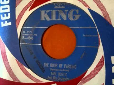 Earl Bostic And His Orchestra - The Hour Of  Parting