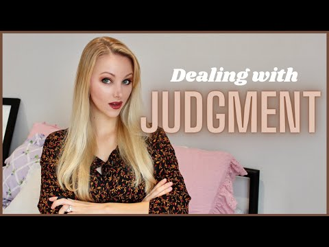How to Deal With JUDGMENT for Being FEMININE and TRADITIONAL
