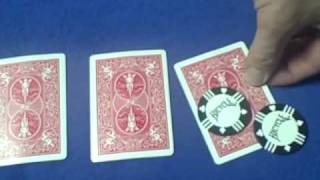 Three Card Monte Street Hustle - Card Tricks Revealed