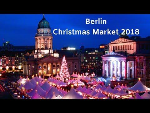 Christmas Market | Berlin 2018