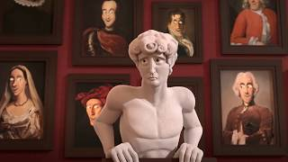 "Video CGI Animated Short Film HD ""The D in David "" by Michelle Yi and Yaron Farkash 