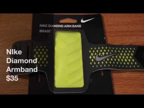 bolla Contributo prendere un raffreddore  On Arm REVIEW: Nike Diamond Armband iPhone 5/5s (Best iphone armband) -  YouTube