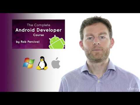 The Complete Android Developer Course   Build 14 Apps  Udemy