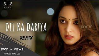 Kabir Singh: Dil Ka Dariya Remix | Arijit Singh , Shahid Kapoor, Kiara Adavni