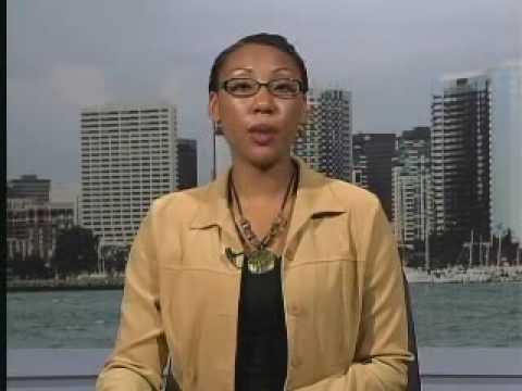 Jenai's San Diego News Broadcast