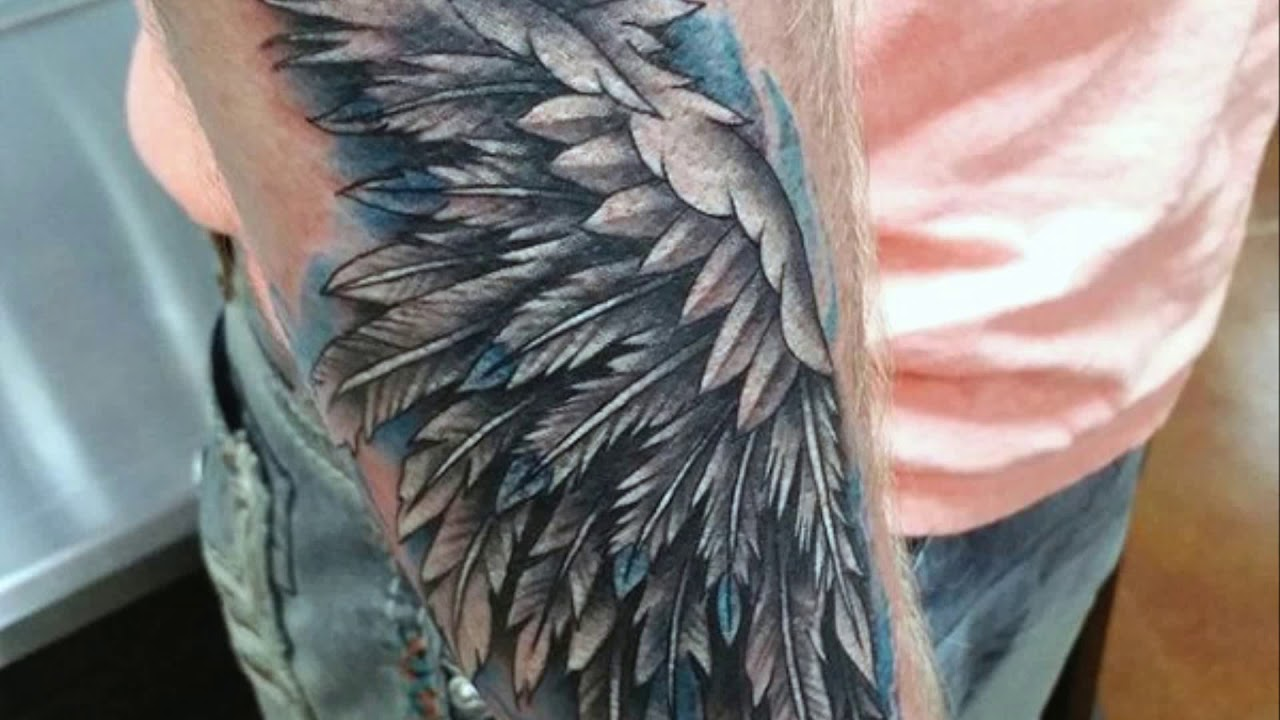 Tattoo Wings On Arm: Arm Tattoos For Men Wings