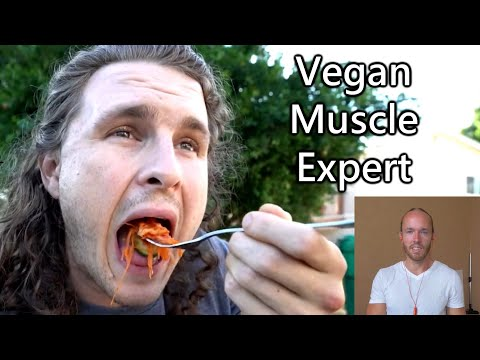 Brian Turner: Bread & Cucumbers - The Ultimate Vegan Muscle Building Foods