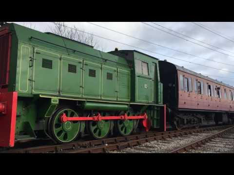 North Tyneside Railway 25th February 2017