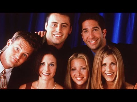 The Definitive Guide to BingeWatching 'Friends' on Netflix!
