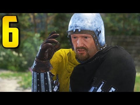 "Kingdom Come: Deliverance - Part 6 - ""BULLSEYE!"" (Gameplay/Walkthrough)"