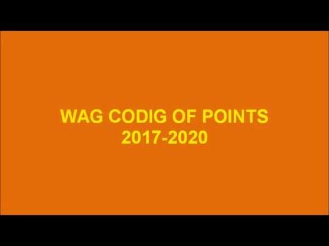 Margaret Nichols (USA) - FX (D Score CoP 2017-2020 Guide) - YouTube