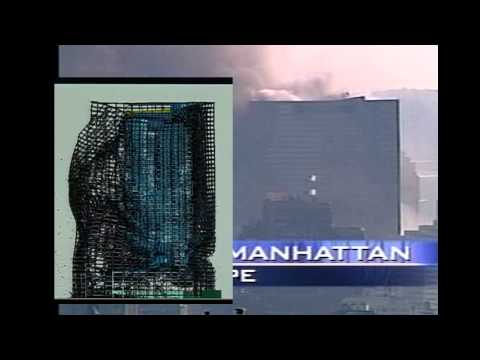 WTC7 NIST model doesn't compare