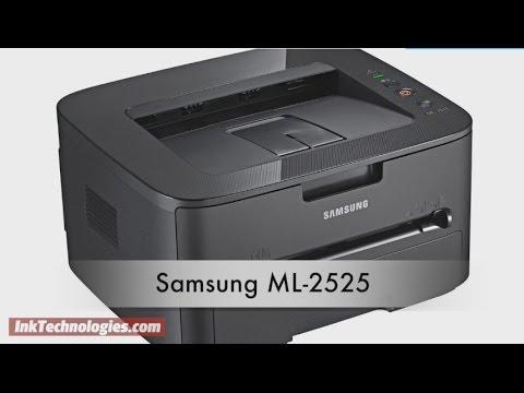 SAMSUNG ML 2525 WINDOWS XP DRIVER DOWNLOAD