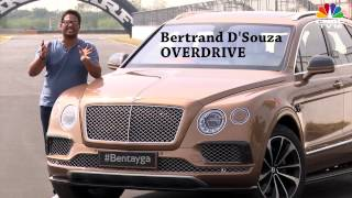 Track test_ Bentley Bentayga