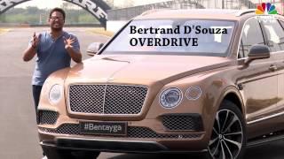 Track test_ Bentley Bentayga