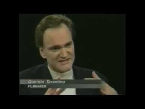 Quentin Tarantino on Jackie Brown (Charlie Rose Interview)_Part 1 Mp3