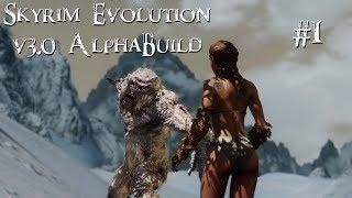 #1 СКАЙРИМ С МОДАМИ! Сборка Skyrim Evolution v3.0 Alpha Build #5.
