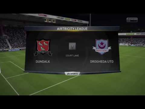 "FIFA Derbys #16 Irland: Dundalk F.C. - Drogheda United (""Louth Derby"") [PS4] [720p]"