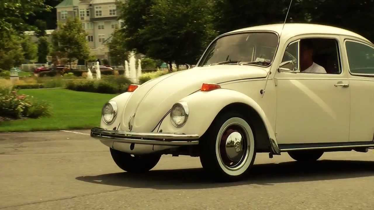classic vw beetle bugs  sedan fully restored  sale youtube