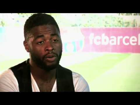Arsenal  Barcelonas Alex Song hopes Gunners win trophies