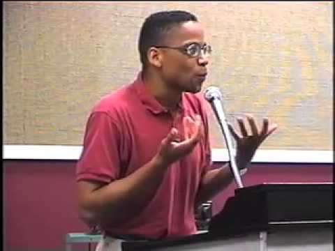 """Robert Young speaks on the """"Role of African American Studies"""""""