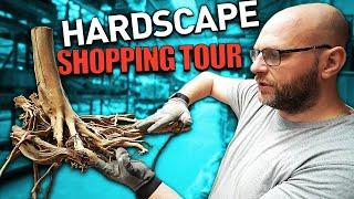 HARDSCAPE Shopping Tour
